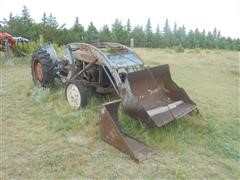 Ford 9N 2WD Tractor W/Loader