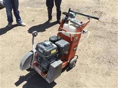 2015 Husqvarna FS400LV Walk Behind Concrete Saw