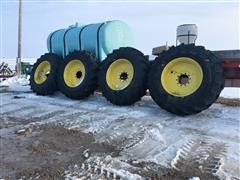 Mitas AC85 520/85R38 Sprayer Tires & Rims