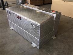 TrailFX Aluminum Tank/Tool Box Combo