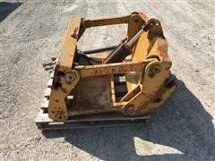 Walk N Roll Motor Grader Roller Packer Mount