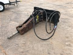 2014 Stanley MB05S04 500 LBS Hammer/Breaker