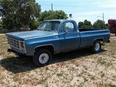 1980 GMC K1500 4x4 Pickup