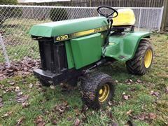 1985 John Deere 430 Mower