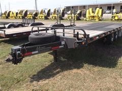 2006 Mauer Flatbed Trailer