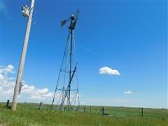 Aermotor 30' Windmill