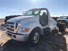 2007 Ford F650 Cab & Chassis For Parts