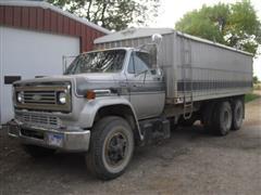1979 Chevrolet Cheyenne C70 T/A Grain Truck
