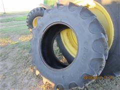 Bkt Agri-Max Tractor Tire