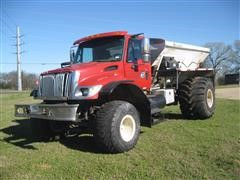 2003 International 7400 -DT530 Floater