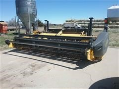2011 New Holland HS Series 14' Swather W/Bi-Directional Mount
