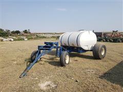JD Skiles Fertilizer Cart