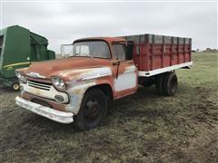 1958 Chevrolet 60 Viking Grain Truck
