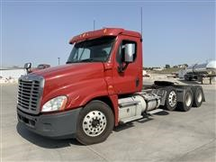 2011 Freightliner Cascadia 125 Tri/A Truck Tractor
