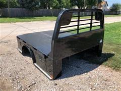 CM SK2 Steel Flatbed