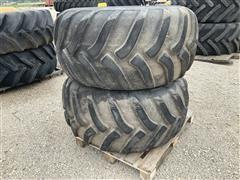 Trelleborg 600/55-26.5 Tires & Rims
