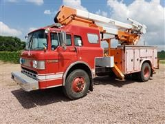 1990 Ford C8000 Bucket Truck