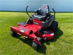 2019 BigDog Alpha MP Zero Turn Riding Lawn Mower