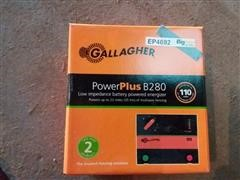 Gallagher Power Plus 280 Electric Fence Charger