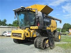 2011 Claas Lexion 760TT Tracked Combine