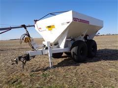 Tyler Moon Walk 6-Ton Stainless Steel Box T/A Dry Fertilizer Spreader