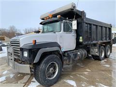 1996 Mack RD690S T/A Dump Truck