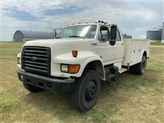 1996 Ford F80350 Service Truck