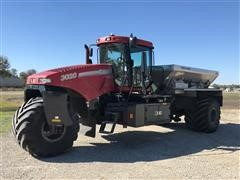 2009 Case IH FLX3020 Dry Fertilizer Spreader Floater