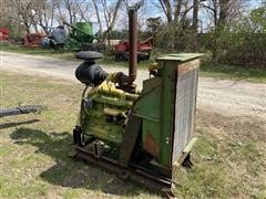 John Deere 6068T 6-Cylinder Power Unit