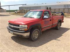 2000 Chevrolet K2500 4x4 Pickup