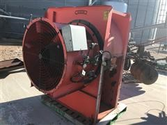 Caldwell H33-NGE-PE Centrifical Drying Fan