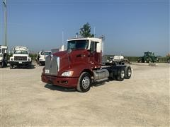 2014 Kenworth T660 T/A Truck Tractor