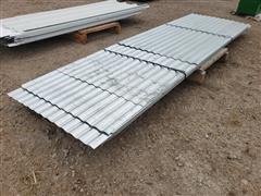 Behlen Galvanized Windbreak Panels