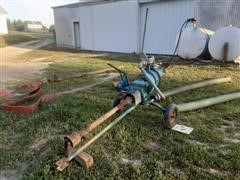 Better-Bilt High Pressure Manure Pump