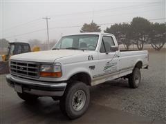 1997 Ford F-350 XLT Pickup, 4x4