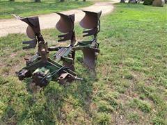 John Deere 3 Bottom Rollover Plow