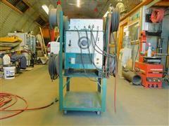 Air Products DA250EC A/C Arc Welder
