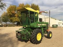 1977 John Deere 5400 Self-Propelled Forage Harvester