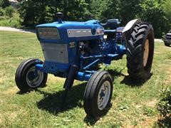 1966 Ford 4000 2WD Tractor