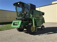 Almaco Harvest Pro 700 Combine