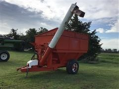 Uft 410 Grain Cart
