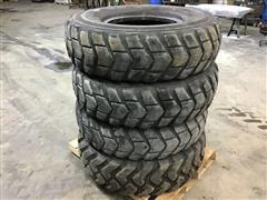 Bridgestone & Michelin 14.00R24 Grader Tires