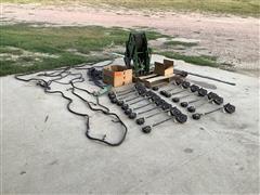 John Deere Planter Cable Drives & Tru Count Pneumatic Clutches