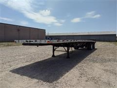 2004 Transcraft T/A Flatbed Trailer