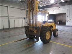 Massey Ferguson Rough Terrain Forklift