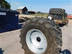 14.9R24 Radial Irrigation Tires And Rims