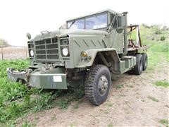 1985 A M General M925 6X6 5 Ton Truck