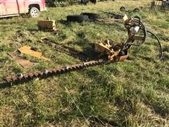 Belly Mounted Sickle Bar Mower