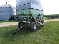 Parker 2600 Gravity Box W/1175 Gear