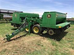 John Deere 455 Drill W/Dry Fertilizer